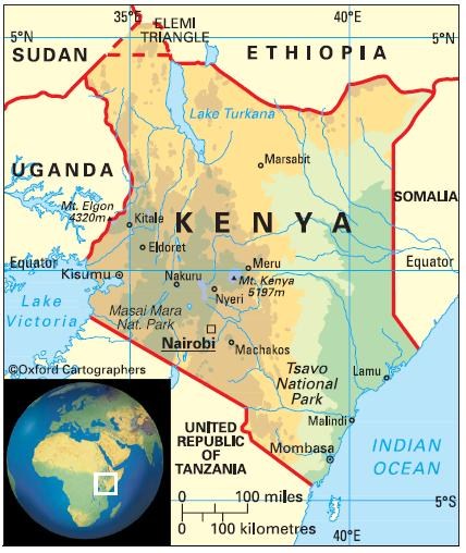 an introduction to the geography of kenyas coast Kenya is one of the most varied lands on the planet both in terms of its geography and its ethnic population the republic of kenya sits on the equator where it's bordered by the indian ocean, uganda, tanzania, ethiopia, south sudan, and somalia.