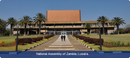 National Assembly of Zambia, Lusaka