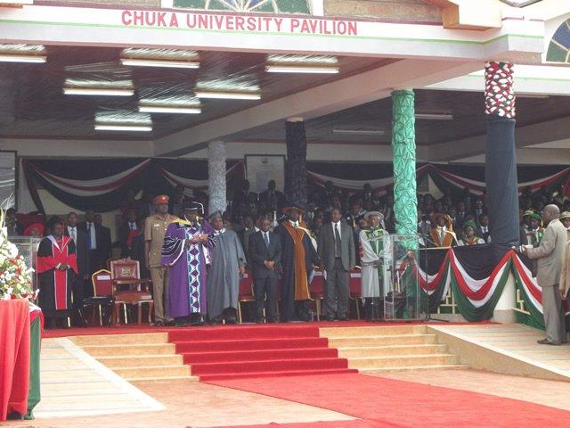 Chuka uni pavilion 1