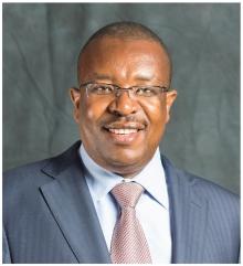 Dr Gideon Muriuki