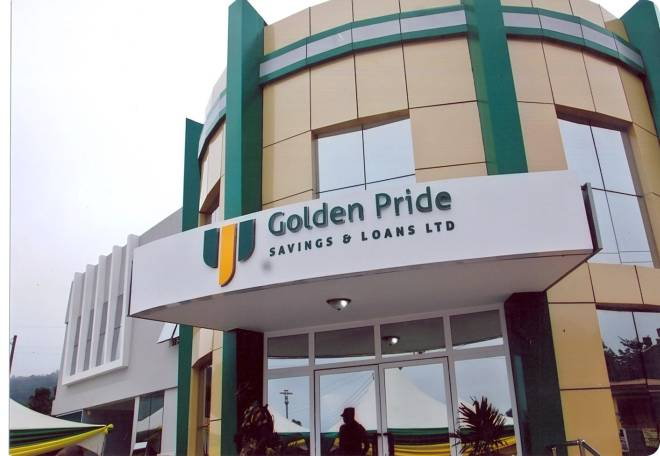 Golden Pride Head Office, Obuasi
