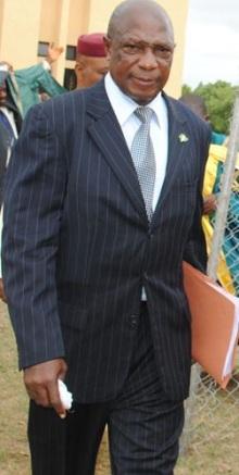 Engr. Professor F. I. Idike (fnse, fniae, pe, OON)Vice-Chancellor, EBSU