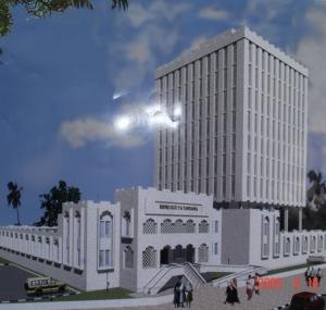Bank of Tanzania Branch, Zanzibar