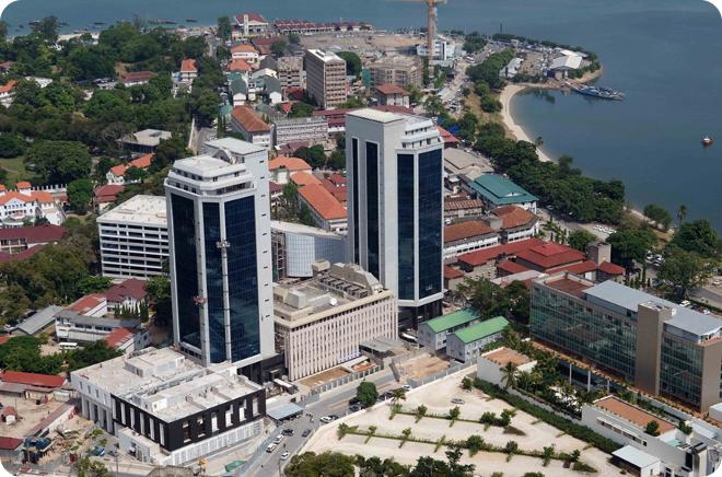 Bank of Tanzania Headquarters, Dar es Salaam