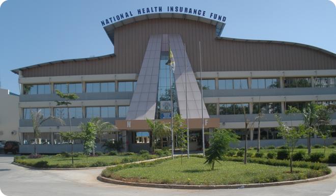 National Health Insurance Fund Head offices, Dar es Salaam – NHIF