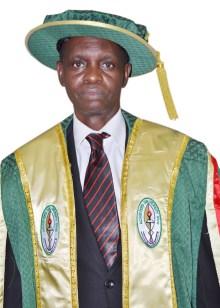 Professor Tunji Samuel Ibiyemi, Vice Chancellor