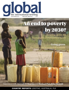 Global: The International Briefing issue 21
