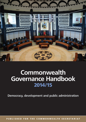 Commonwealth Governance Handbook 2014/15