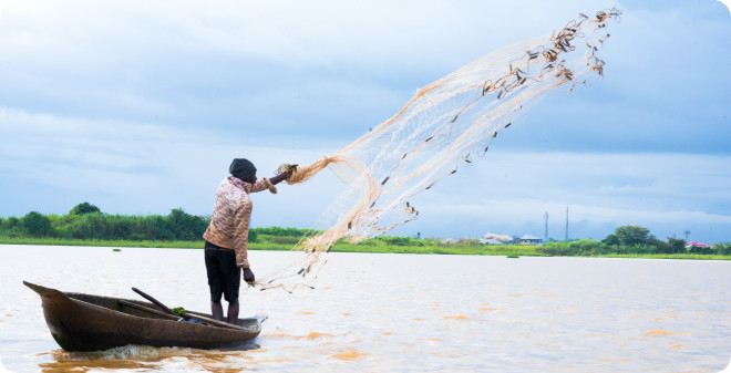 Bayelsa fishing