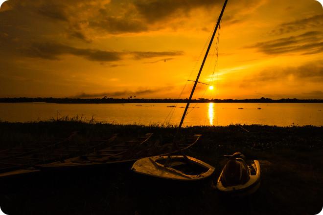 Bayelsa sunset