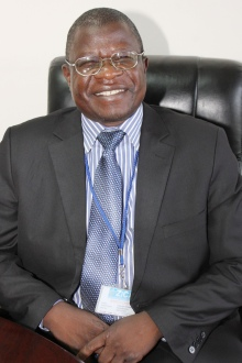 Mr Hapenga M. Kabeta, Chief Executive