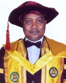 Prof. Mu'uta Ibrahim, Vice-Chancellor
