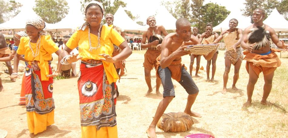 •MUST students celebrated a cultural gala in March 2015 at the University. The festival organised by the Students' Guild provided a platform where ten Ugandan cultural associations showcased their music, dance and drama traditions