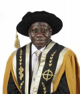 Vice-Chancellor Prof. Celestino Obua