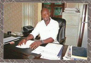 Hon Ibrahim Baidoo - Municipal Chief Executive