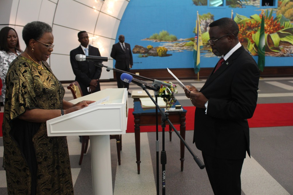 Namibian diplomats