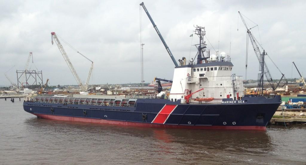 PSV DPI - Mariner Sea