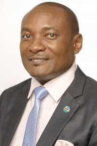 Min Hon. Pohamba Shifeta, Minister of Environment & Tourism